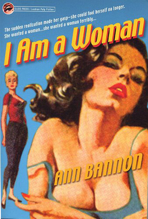 cover for I Am a Woman