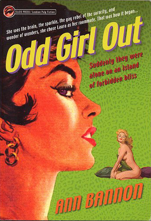 cover for Odd Girl Out