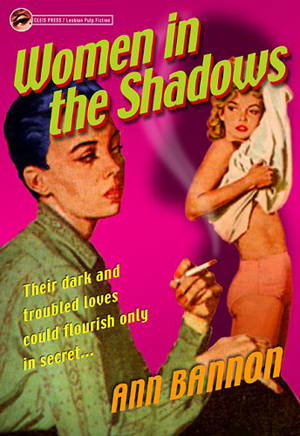 cover for Women In the Shadows